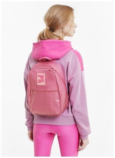 Puma Puma 07740102 Prime Time Backpack Kadın Açık Sırt Çantası Pembe